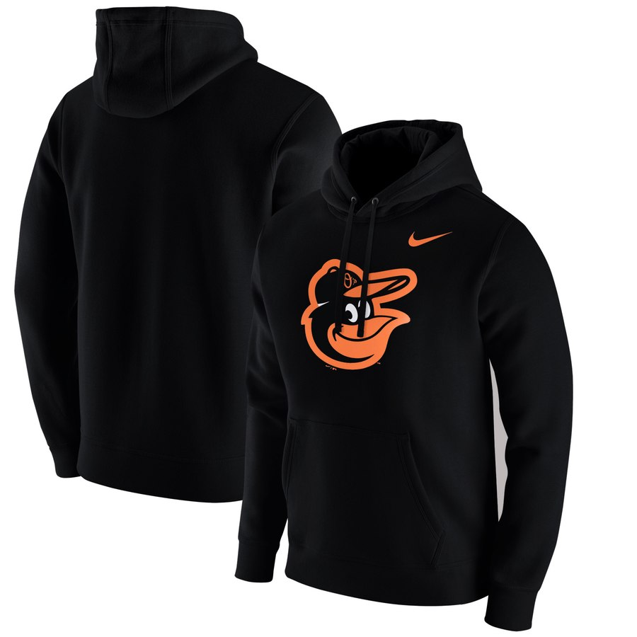 Baltimore Orioles Nike Franchise Hoodie Black
