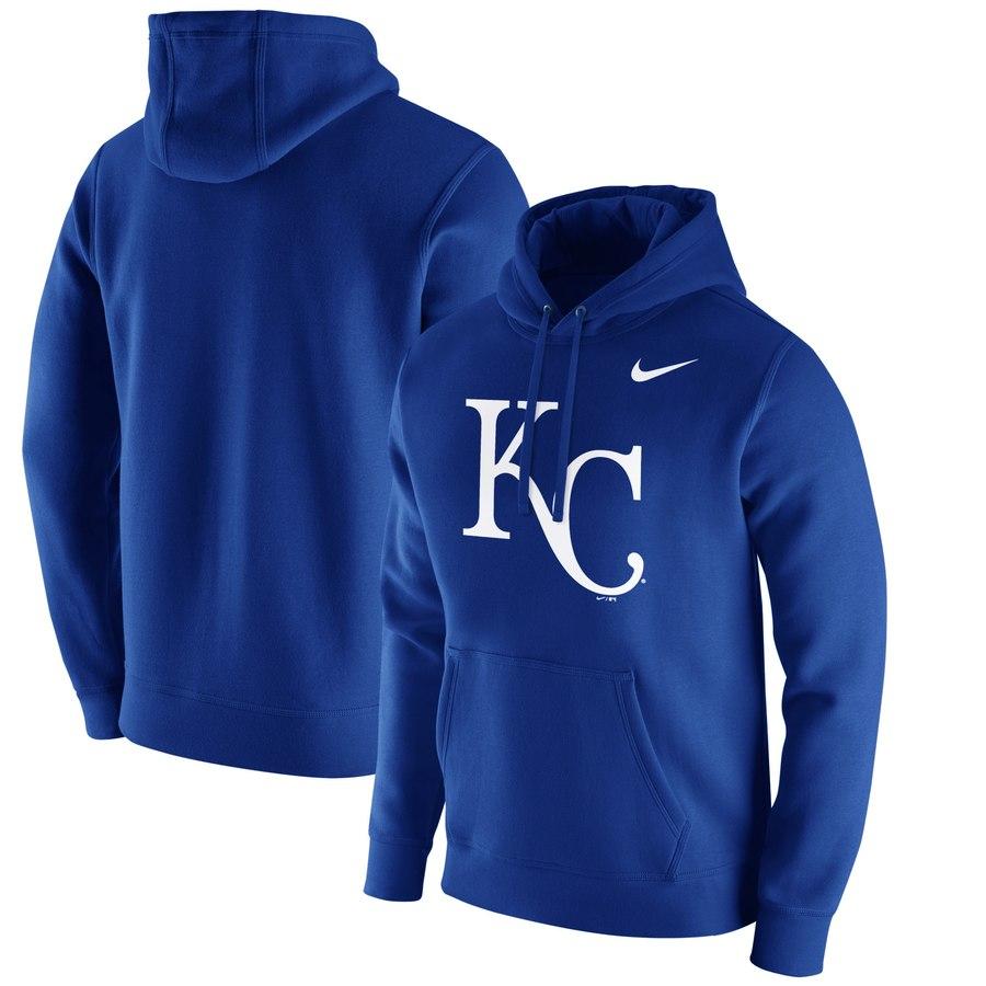 Kansas City Royals Nike Franchise Hoodie Royal