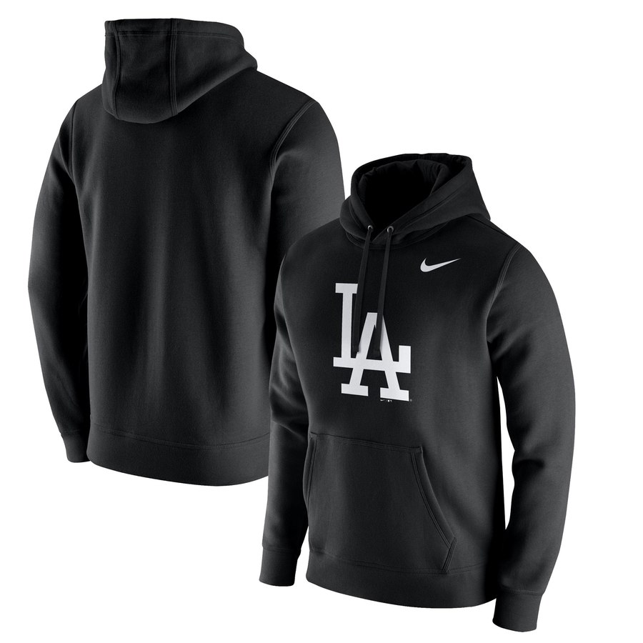 Los Angeles Dodgers Nike Franchise Hoodie Black