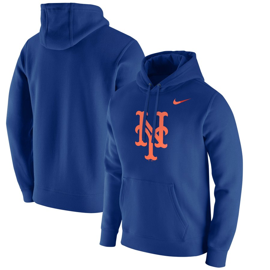 New York Mets Nike Franchise Hoodie Royal