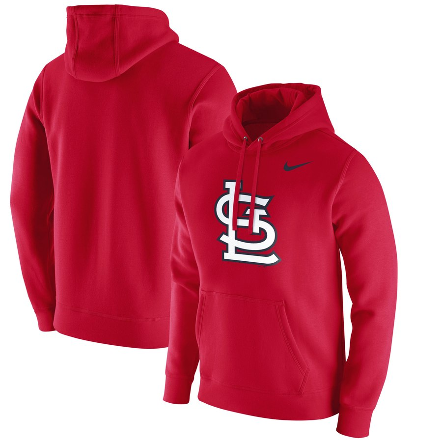St. Louis Cardinals Nike Franchise Hoodie Red