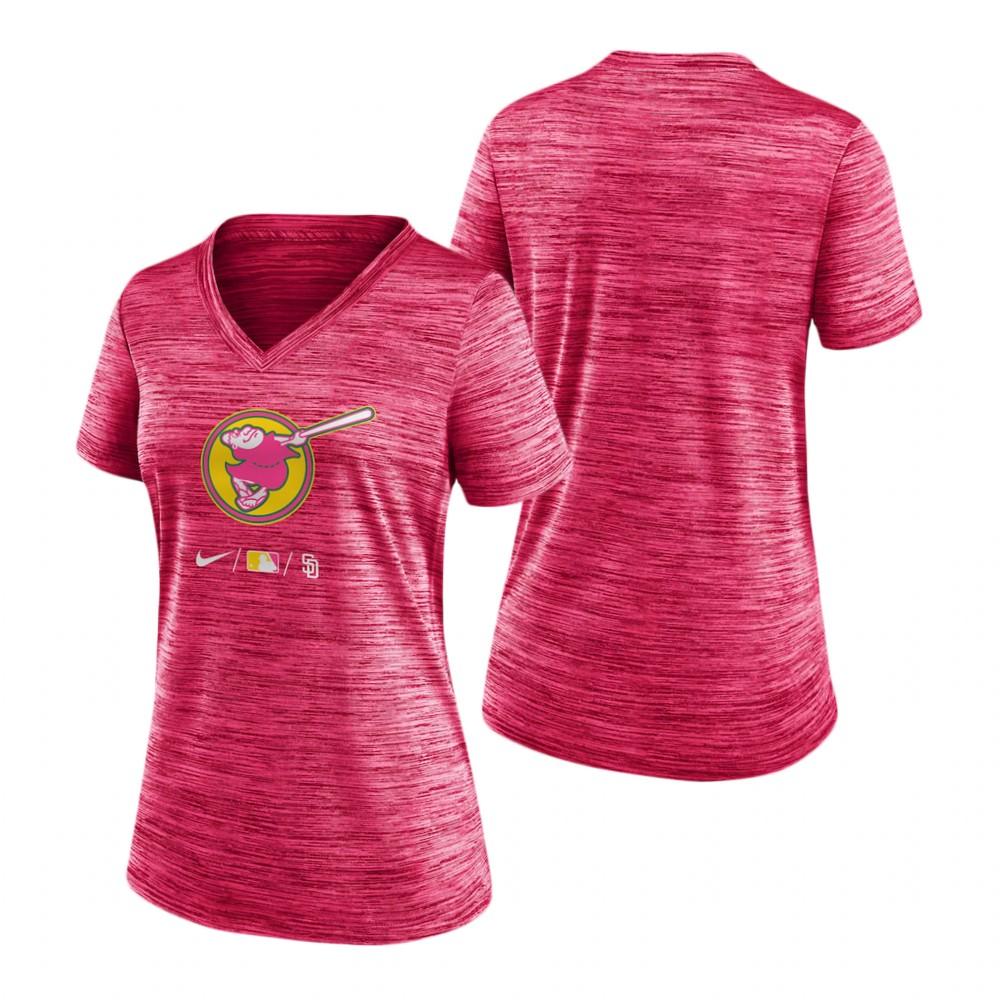 New York Yankees Majestic 2019 London Series Splatter T-Shirt - Navy