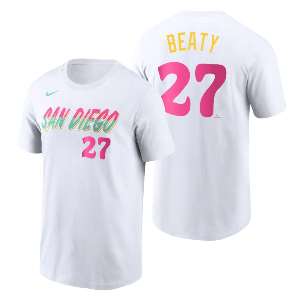 American League #12 Francisco Lindor Majestic Women's 2019 MLB All-Star Game Name & Number V-Neck T-Shirt - Red