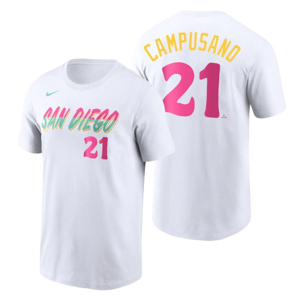 National League #22 Christian Yelich Majestic 2019 MLB All-Star Game Name & Number T-Shirt - Navy