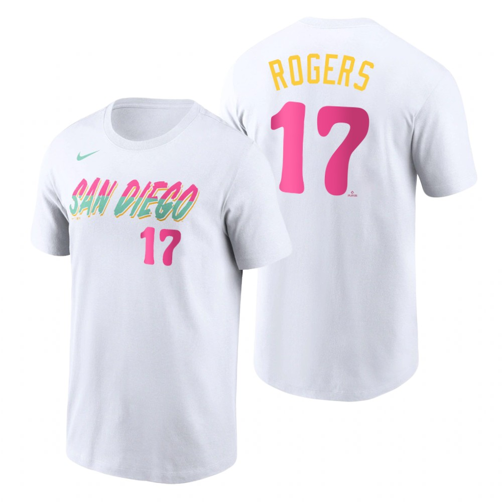 National League #35 Cody Bellinger Majestic 2019 MLB All-Star Game Name & Number T-Shirt - Navy