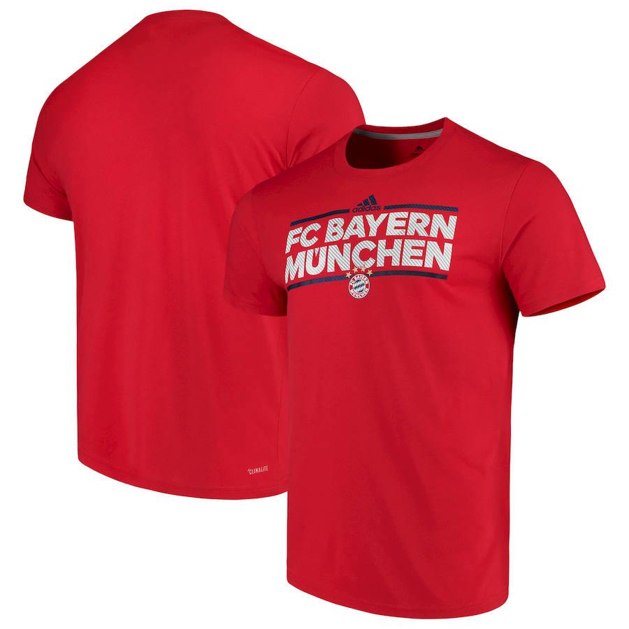 Bayern Munich adidas City Nickname T-Shirt Red
