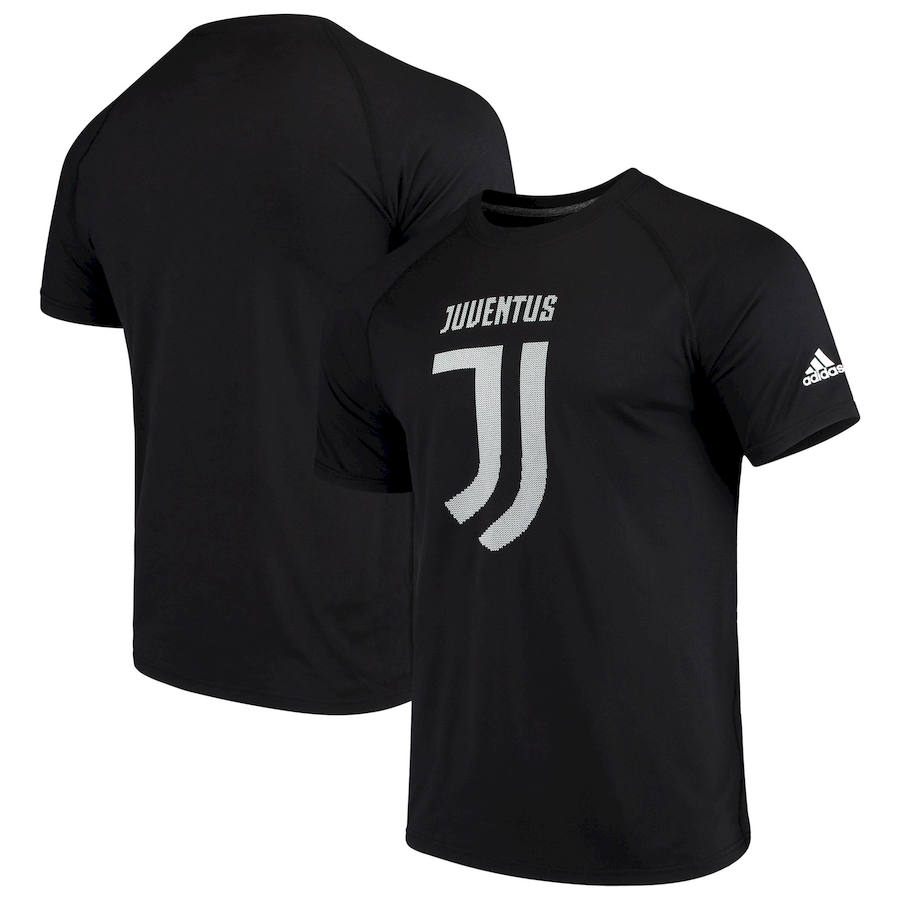 Juventus adidas Tightly Knit Ultimate T-Shirt Black