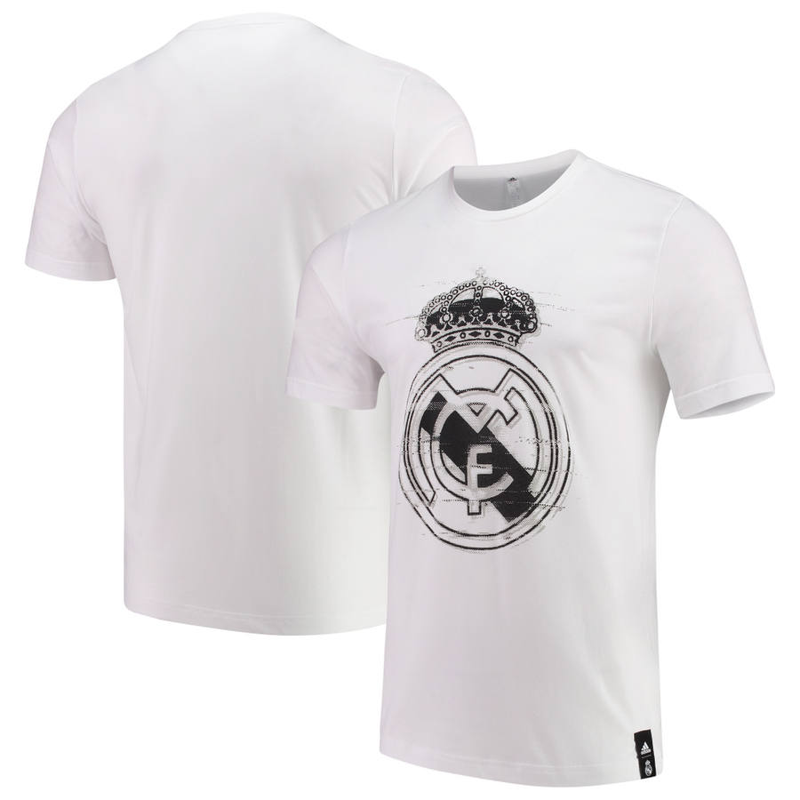 Real Madrid adidas DNA T-Shirt White