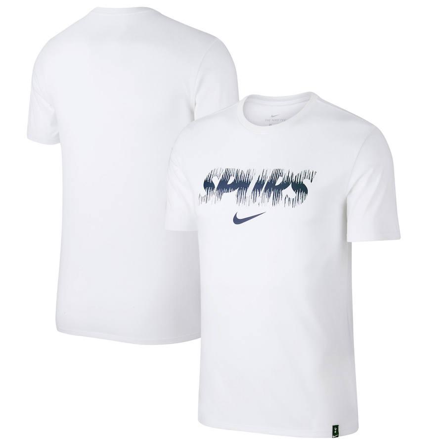 Tottenham Hotspur Nike Preseason Performance T-Shirt White