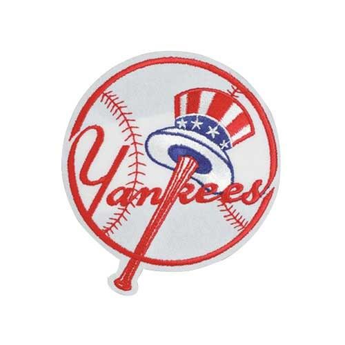 Stitched New York Yankees Primary Team Logo Jersey Patch