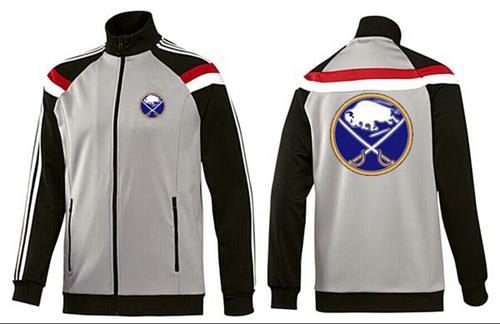 NHL Buffalo Sabres Zip Jackets Grey