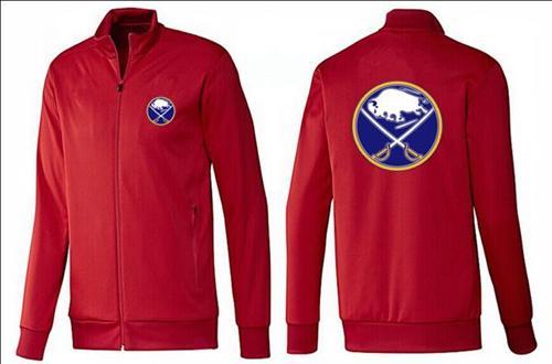 NHL Buffalo Sabres Zip Jackets Red