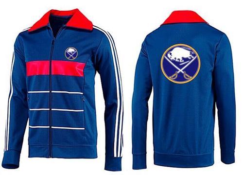 NHL Buffalo Sabres Zip Jackets Blue-1