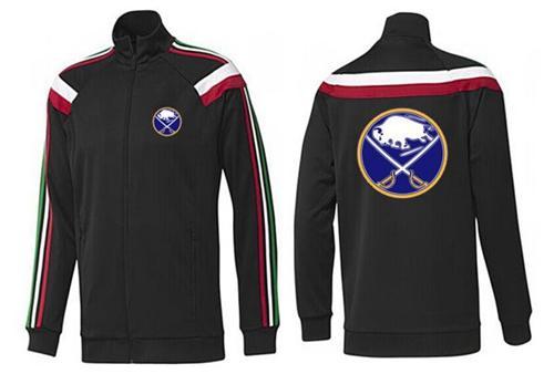NHL Buffalo Sabres Zip Jackets Black