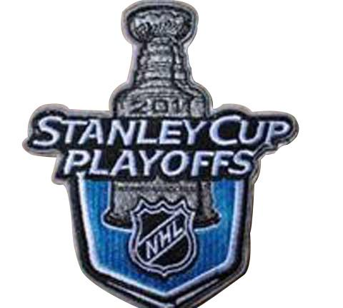 Stitched 2011 Stanley Cup Playoffs Jersey Patch