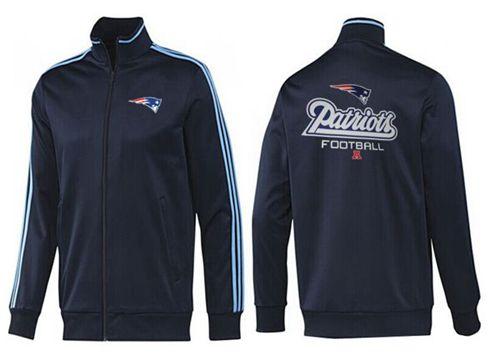 NFL New England Patriots Victory Jacket Black