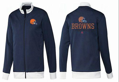 NFL Cleveland Browns Victory Jacket Dark Blue