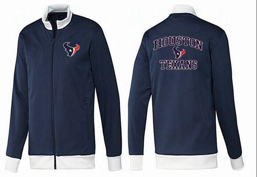 NFL Houston Texans Heart Jacket Dark Blue_2