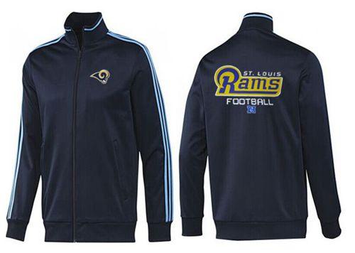 NFL Los Angeles Rams Victory Jacket Dark Blue