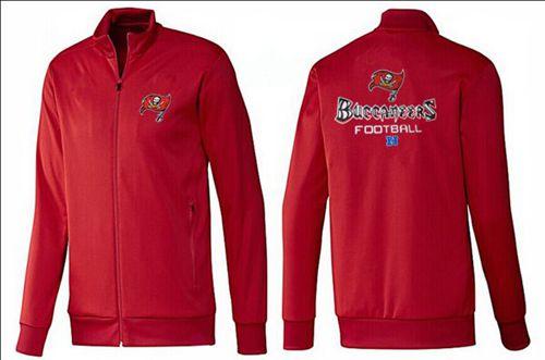 NFL Tampa Bay Buccaneers Victory Jacket Red