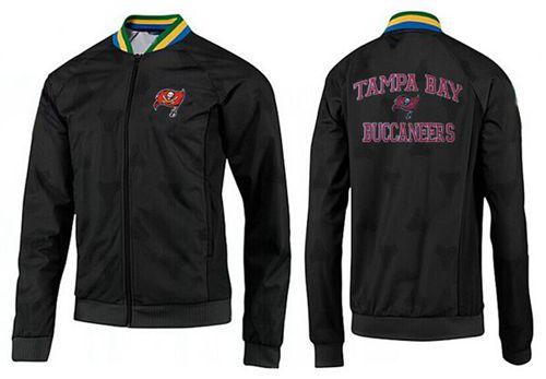 NFL Tampa Bay Buccaneers Heart Jacket Black