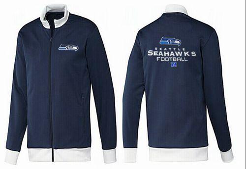 NFL Seattle Seahawks Victory Jacket Dark Blue