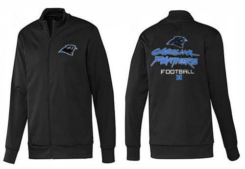 NFL Carolina Panthers Victory Jacket Black