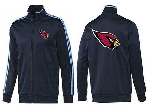 NFL Arizona Cardinals Team Logo Jacket Dark Blue
