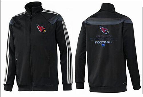 NFL Arizona Cardinals Victory Jacket Black_1