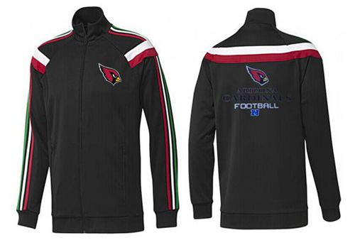 NFL Arizona Cardinals Victory Jacket Black_2