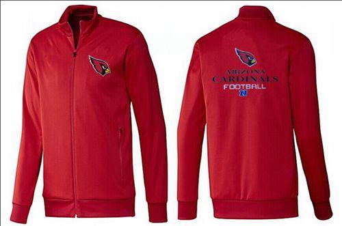 NFL Arizona Cardinals Victory Jacket Red