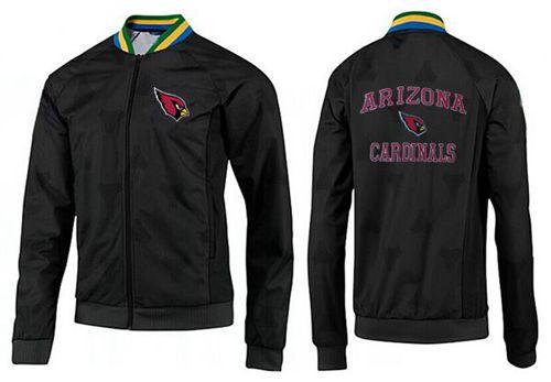 NFL Arizona Cardinals Heart Jacket Black