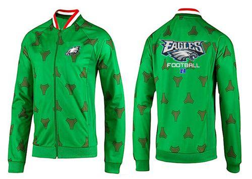 NFL Philadelphia Eagles Victory Jacket Green_1