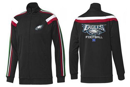 NFL Philadelphia Eagles Victory Jacket Black