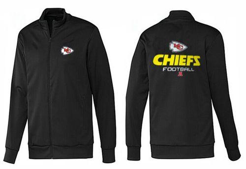 NFL Kansas City Chiefs Victory Jacket Black_2