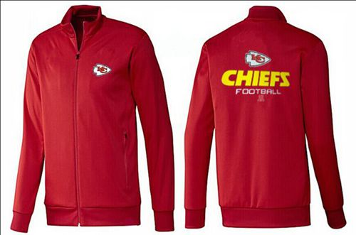 NFL Kansas City Chiefs Victory Jacket Red