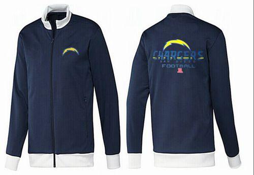 NFL Los Angeles Chargers Victory Jacket Dark Blue