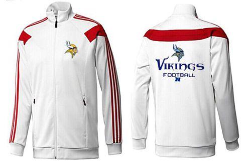 NFL Minnesota Vikings Victory Jacket White