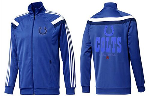 NFL Indianapolis Colts Victory Jacket Blue_2