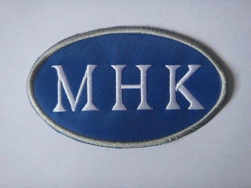 Stitched NFL New England Patriots MHK Jersey Patch