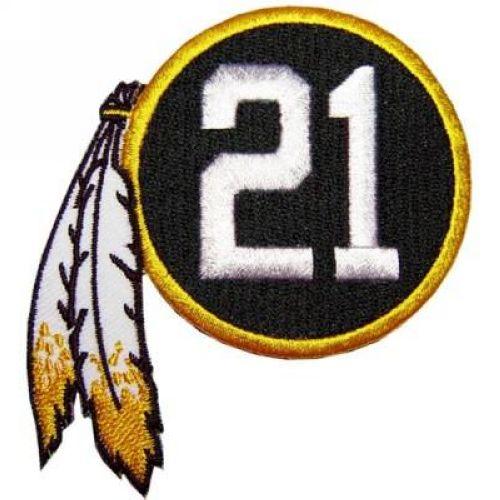 Stitched NFL Washington Redskins 21st Seasons Jersey Patch