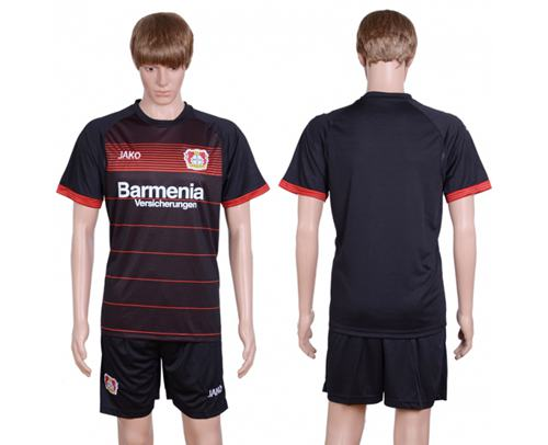 Bayer Leverkusen Blank Home Soccer Club Jersey