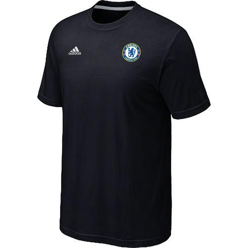 Adidas Chelsea Soccer T-Shirt Black