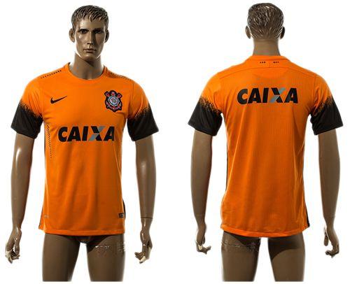 Corinthians Blank Sec Away Soccer Club Jersey