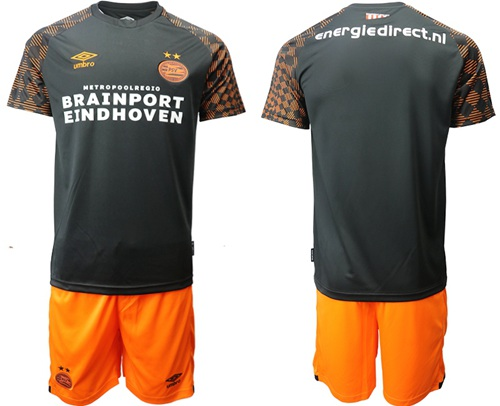 Eindhoven Blank Home Soccer Club Jersey