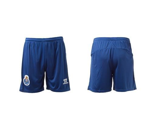 FC Proto Blank Blue Home Soccer Shorts