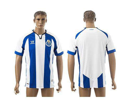 FC Proto Blank Home Soccer Club Jersey