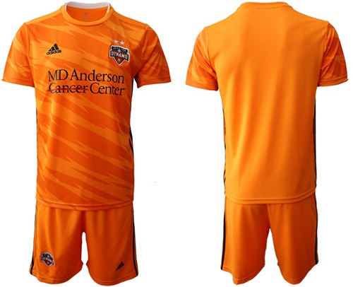 Dynamo Blank Home Soccer Club Jersey