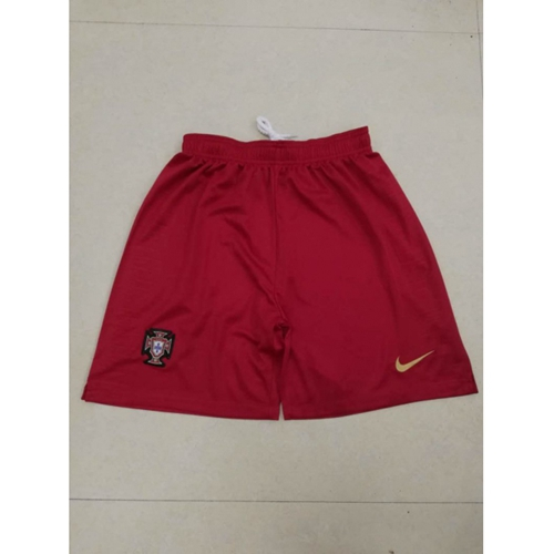 Portugal Red Home Shorts