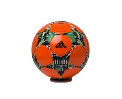 Adidas Soccer Football Orange & Green